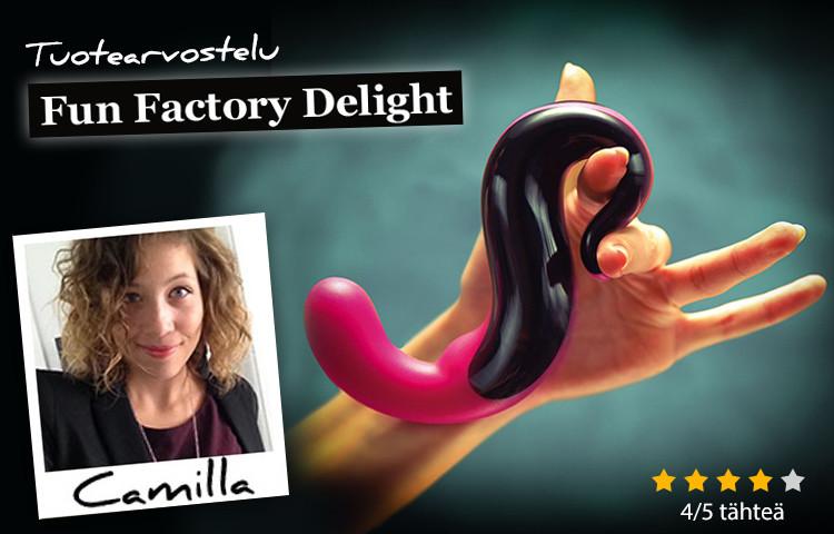 Fun Factory Delight Arvostelu