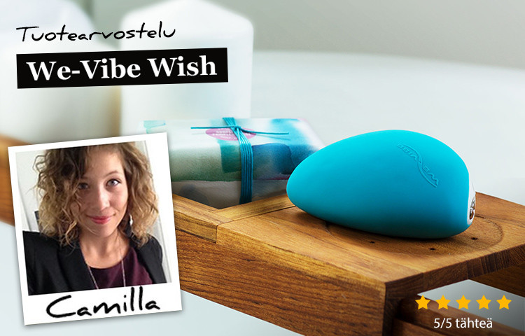 Arvostelu: We-Vibe Wish