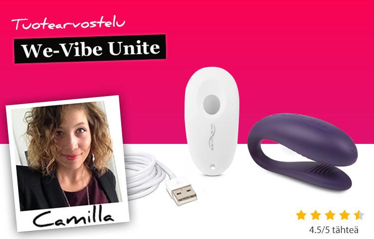 Arvostelu: We-Vibe Unite