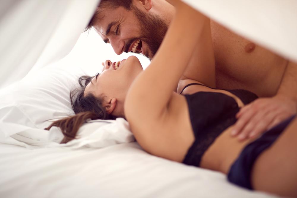 Hauskaa sängyssä